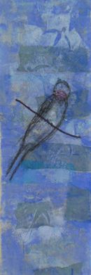 """Bird on a Wire"" by Jan Hicks"