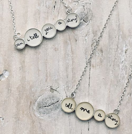 Fable - Row Necklaces