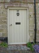 Cream Door 2