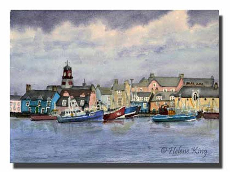 Fishing Boats St
