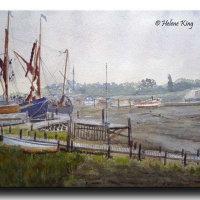 Low Tide At St Osyths