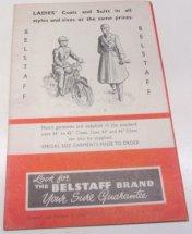 Belstaff clothing
