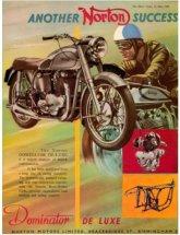 Old Bike Posters/Brochures