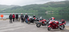 Bikes and Loch Ness