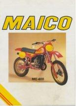 Maico 1981 model