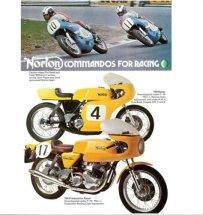 Production Racing Nortons