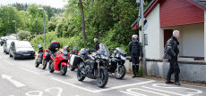 At the Corran Ferry crossing
