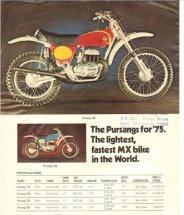 Bultaco Pursang-75