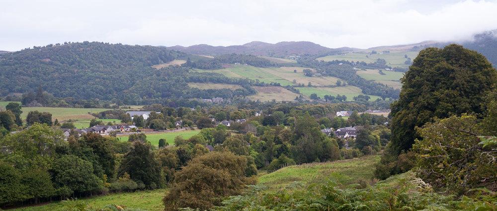 Drumnadrochit Landscape