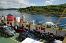 Crossing to Mull