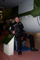 george on ejector seat