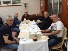 Lunch at Ullapool