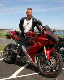 William Mc Leman Yamaha R1, Best modern bike award.