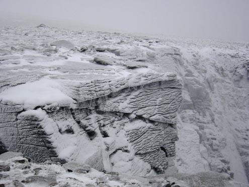 Frozen Rock
