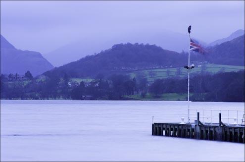Ullswater, Winter Morning