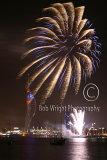 Spinnaker Tower Fireworks 1