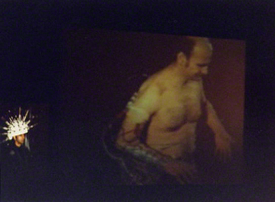 Stelarc, 1998