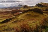 landslip country, trotternish
