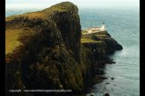 neist point and lighthouse, skye