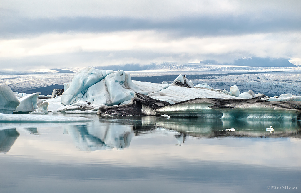 Iceland 6 - Jokulsarlon glacier lagoon