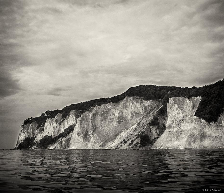 White Cliffs - Denmark