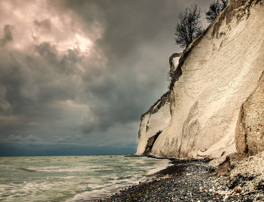 White cliffs - Denmark