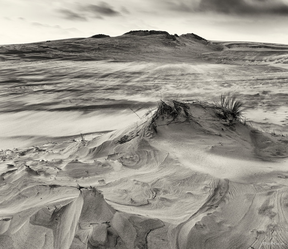 Sand drift