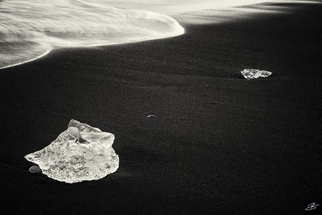 Black sand 5 /Ice