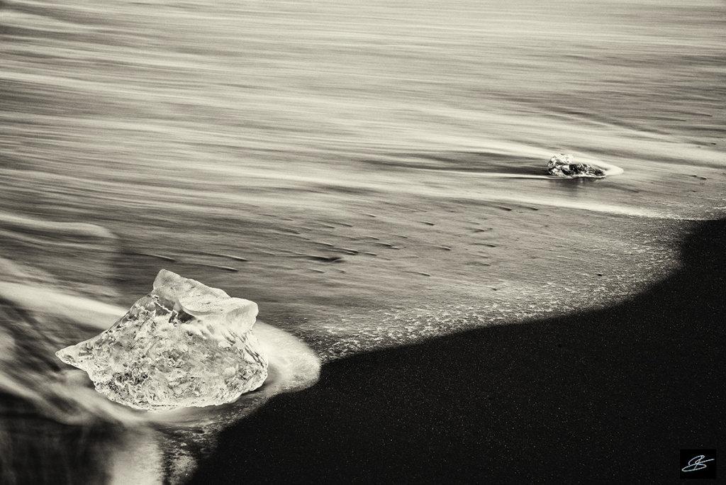 Black sand 6 /Ice