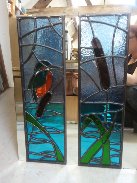 Kingfisher Panels