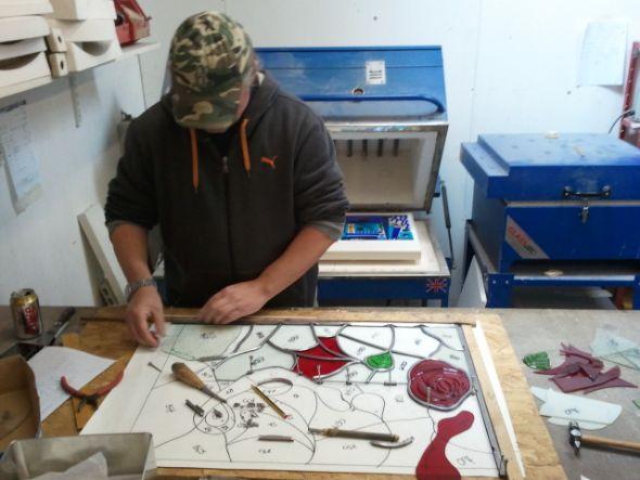 Special Glass Workshop.
