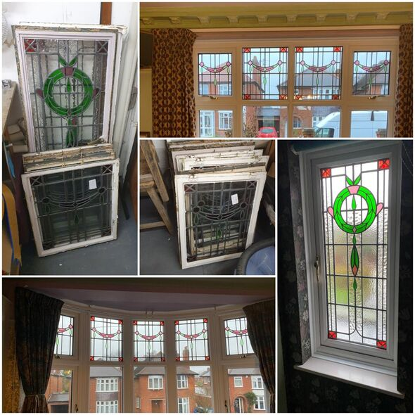 Before and After Triple Glazing