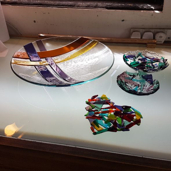 Fused Glass Party