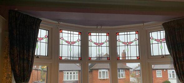 Triple Glazed Bay Window