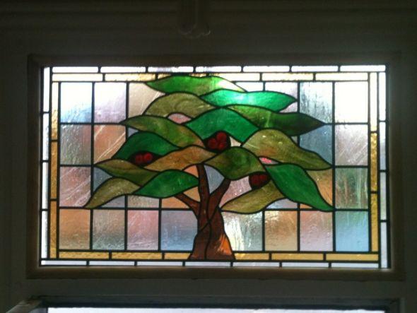Yew Tree Panel