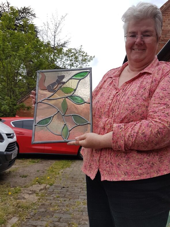 2 Day Stained Glass Course