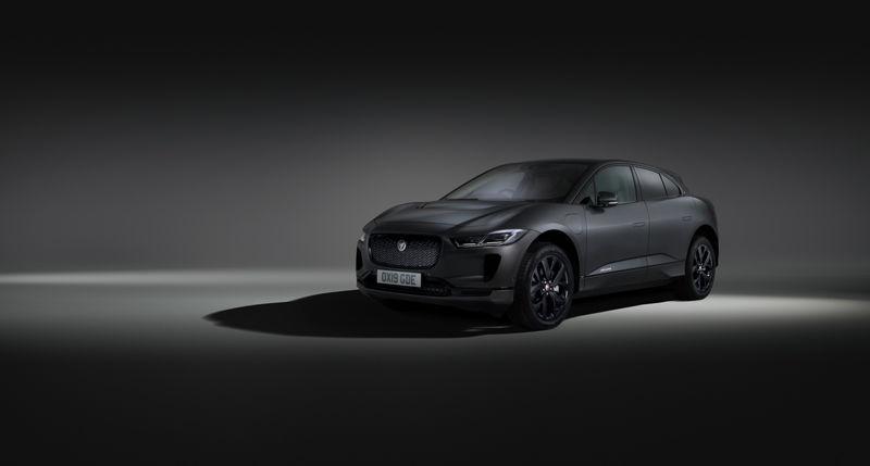 Jaguar I Pace car photography ambientlife tim wallace automotive