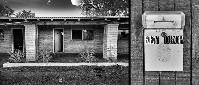 motel USA photography project tim wallace