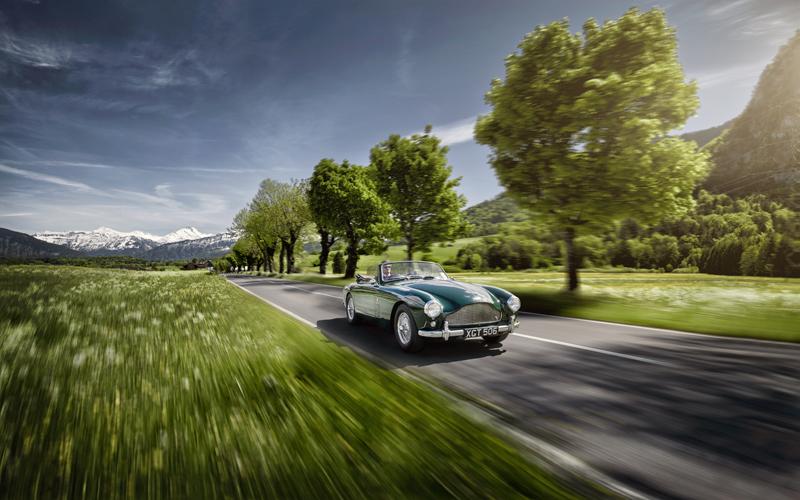 Aston Martin DB Mk 111