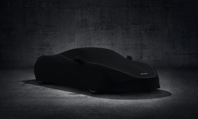 McLaren 720s car photography ambientlife tim wallace automotive