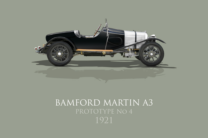Bamford & Martin A3