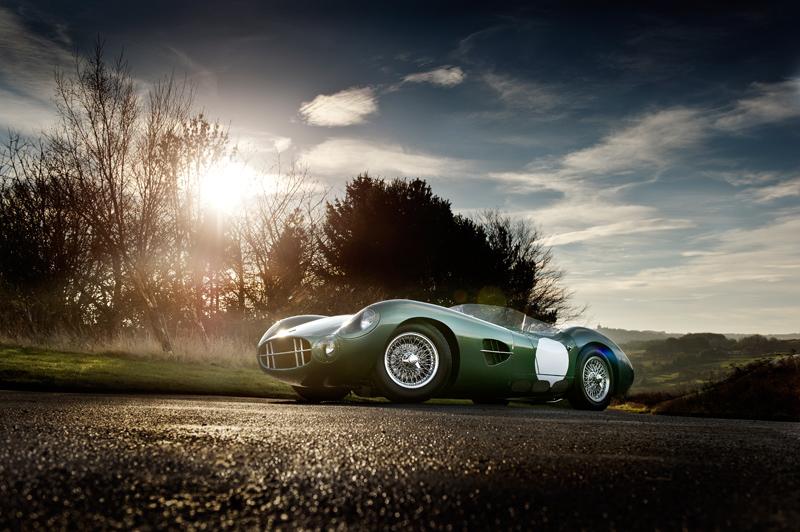 Aston Martin DBR2 R