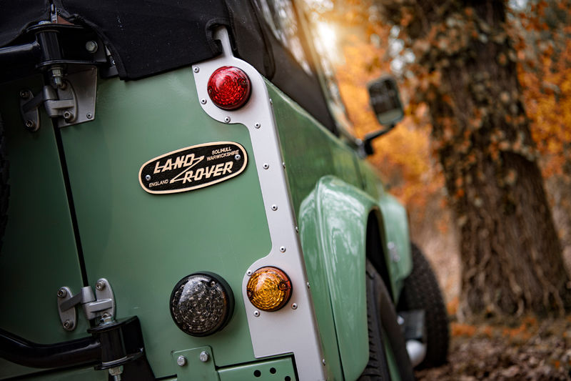 land rover defender car photography ambientlife tim wallace automotive