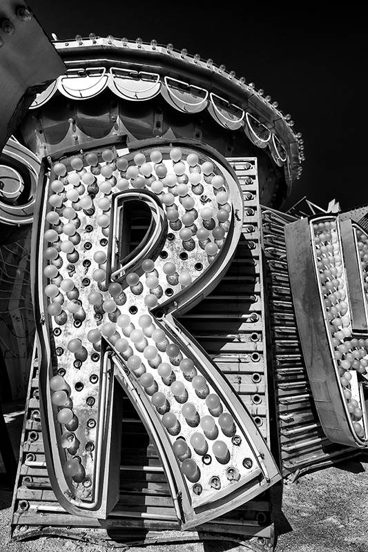 neon museum las vegas photography tim wallace