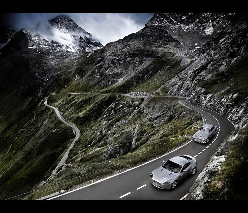 Tim Wallace: Aston Martin