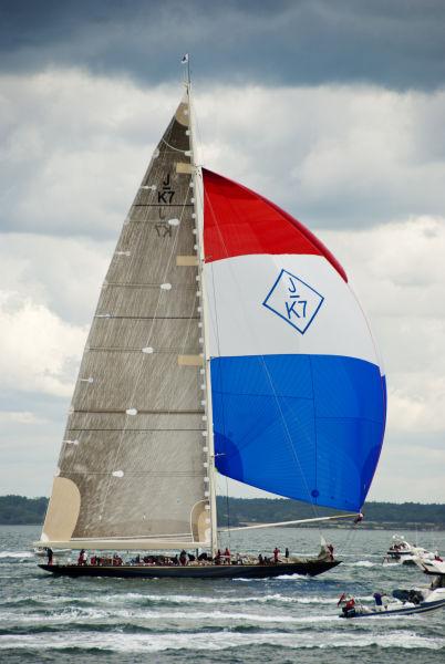 J CLass Yacht - Velsheda