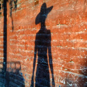 Shadow with Hat