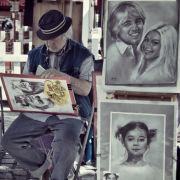 French Caricaturist