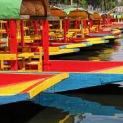 Xochimilco Boats
