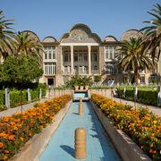 Eram Garden and its Pavilion